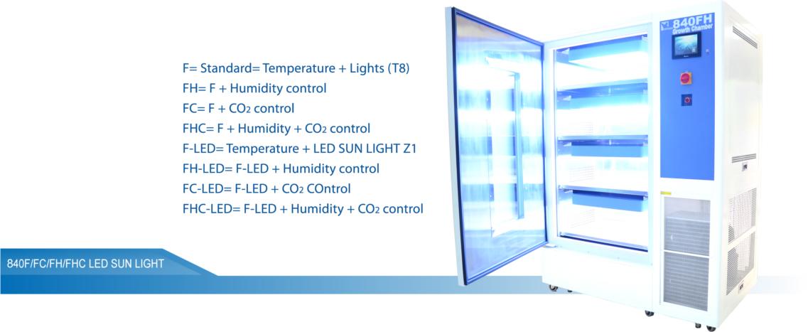 série 840-F LED SUN LIGHT