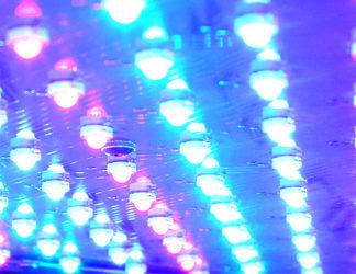SOURCES DE LUMIERE LED