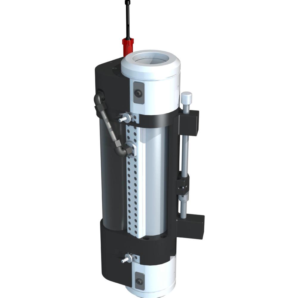 Échantillonneur automatique fixeur d'échantillon par injection de fluide AFIS